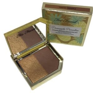 Too Faced Pineapple Paradise Bronzer Highlight Duo